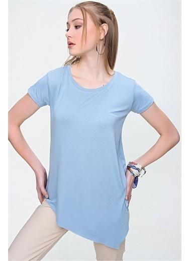 Şimal Tişört Mavi